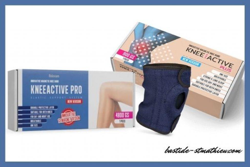 Kaj sta Knee Active Plus in KneeActive Pro