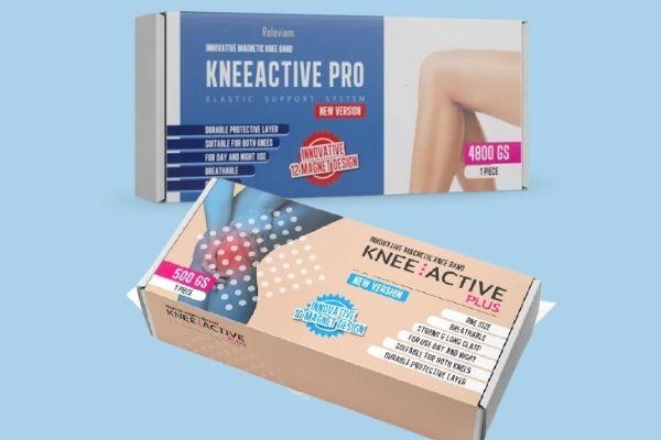 Knee Active Plus - KneeActive Pro