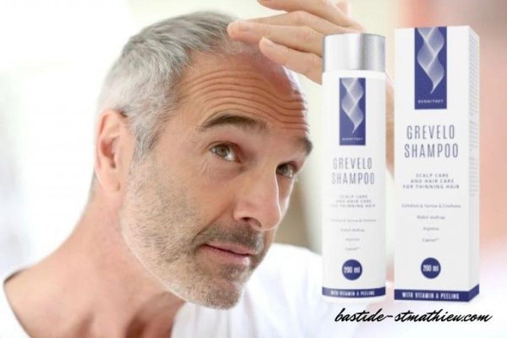 Kaj je Grevelo shampoo in za kaj je namenjen