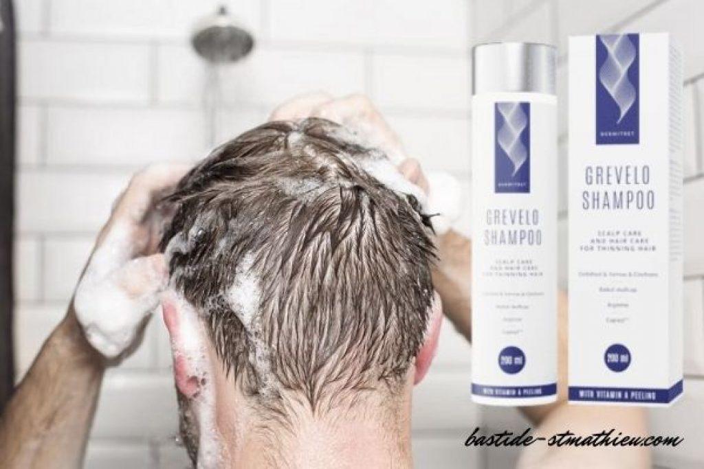 kako uporabljati grevelo shampoo